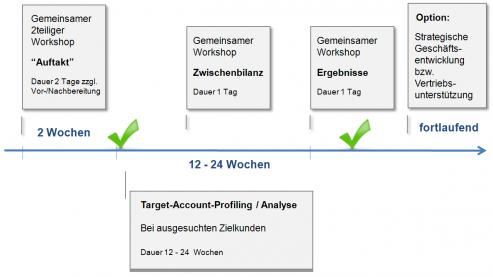 Sales Premium mit Target-Account-Profiling